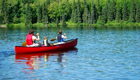 Canoe Rental In Falmouth Michigan
