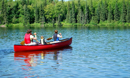 Canoe Rental In Falmouth Michigan