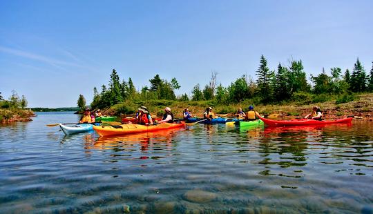 Kayak Rental In Falmouth Michigan