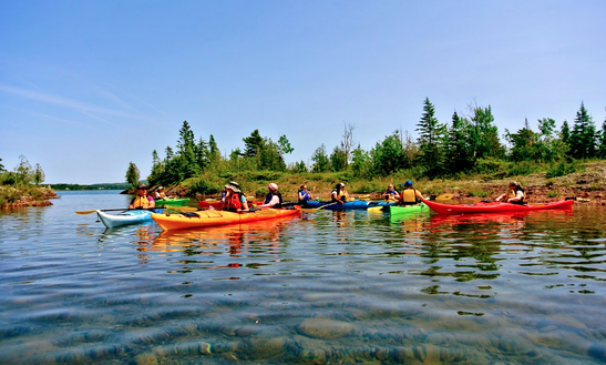 Kayak Rental In Falmouth Michigan