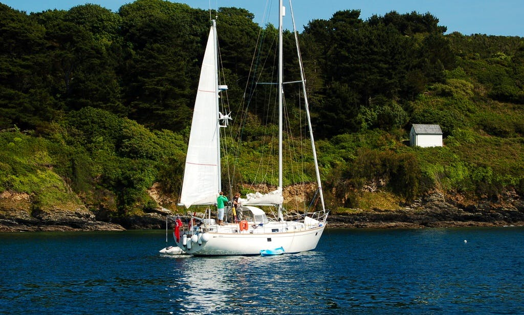 "Sailing Charter ""Olympus"" in United Kingdom"