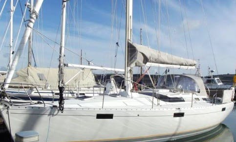 "Cruising Monohull Charter ""ZAZU"" in United Kingdom"