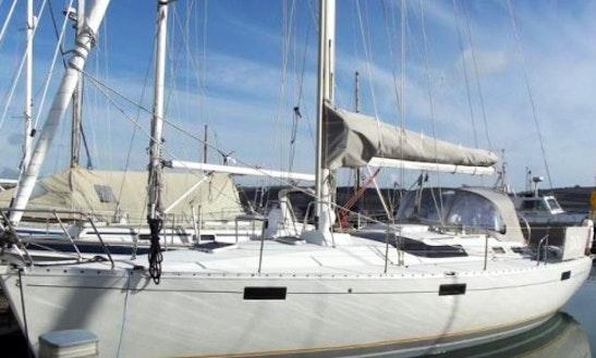 Cruising Monohull Charter
