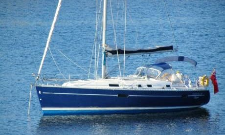 "Sailing Charter ""Blue"" in United Kingdom"