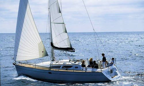 "Sailing Charter ""Louise"" in United Kingdom"