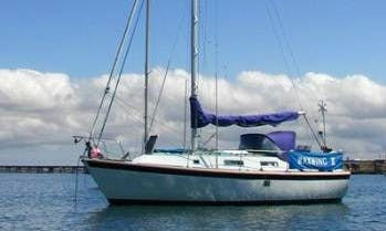 "Sailing Charter ""Saffron of Kernow"" in United Kingdom"