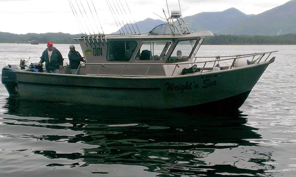 Guided Fishing Charters In Ketchikan, Alaska