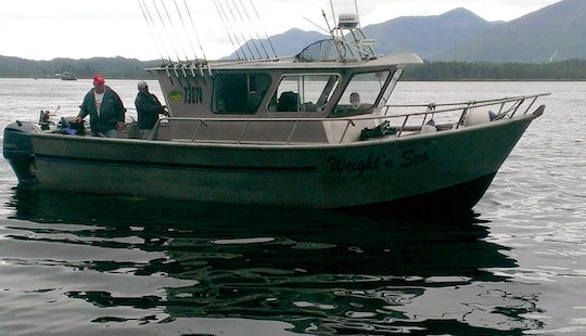 Guided Fishing Charters In Ketchikan, Alaska