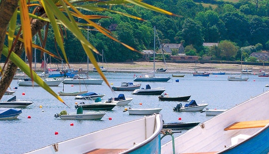 Motor Boat Hire In Helford Passage