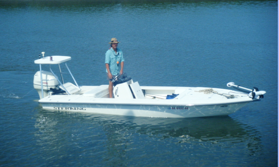 Deck Boat Rental In Savannah