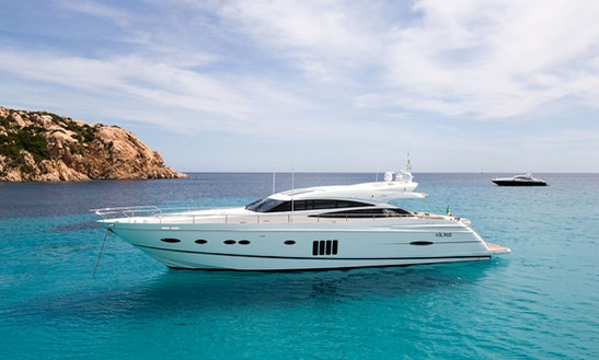 Charter Princess V 78 Luxury Yacht In Split