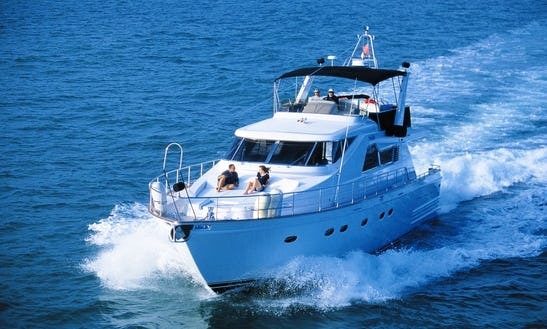 Motor Yacht Rental In Auckland