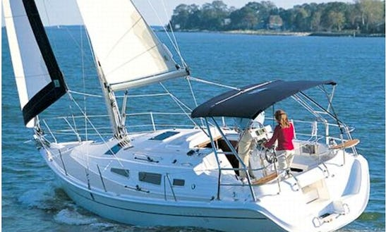 Let's Go Sail In Gloucester Point, Virginia