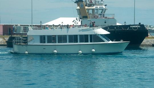Glass Bottom Motor Cruiser Coral Sea In Hamilton Parish