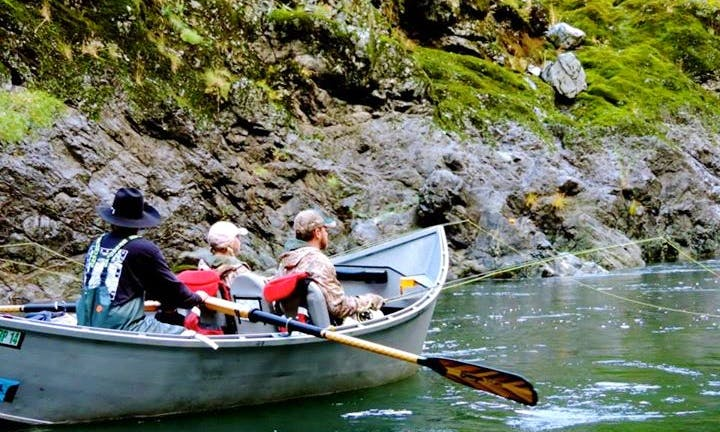 Rogue River Guided Fishing Trips in Oregon