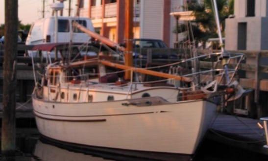 Charter 37ft 'morning Star' Tayana Sailboat In Kemah, Texas