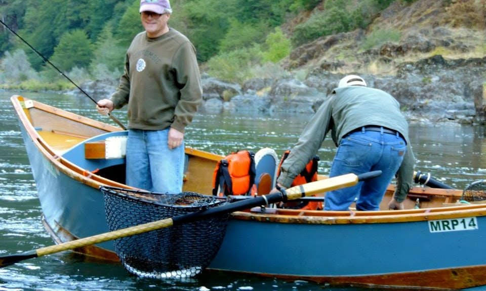 Guided River Fishing in Oregon