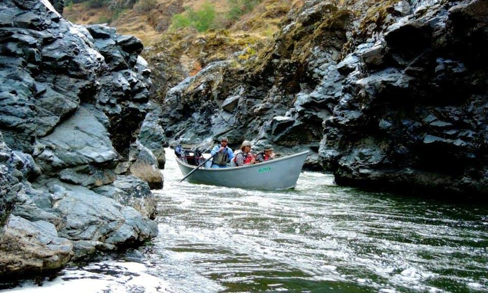 John Day River Fishing in Oregon