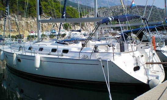 Charter 51' Sailboat