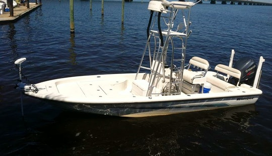 22' Ranger Center Console Fishing Boat In Destin Florida, United States