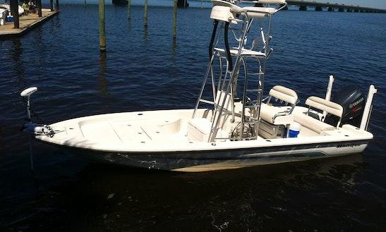 22' Ranger Center Console Fishing Boat In Destin Florida, United States