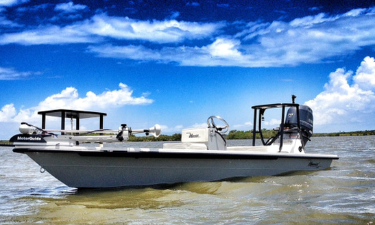 17' Center Console Charter In New Smyrna Beach, Florida