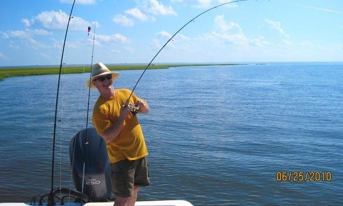 Inshore Fishing Charter With Captain Jakamo In St Bernard, Louisiana