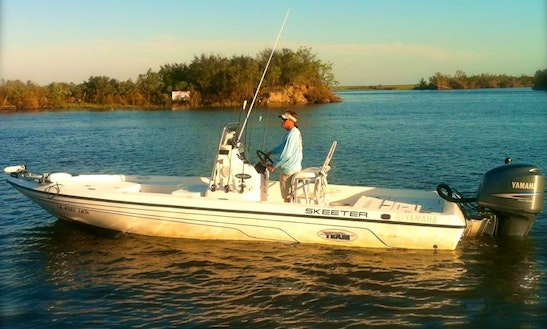 Inshore Fishing Charter With Captain Jakamo In St Bernard, Louisiana
