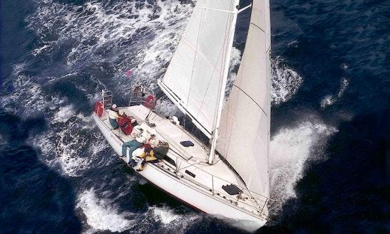 Bareboat Charter ~ Sailing Yacht
