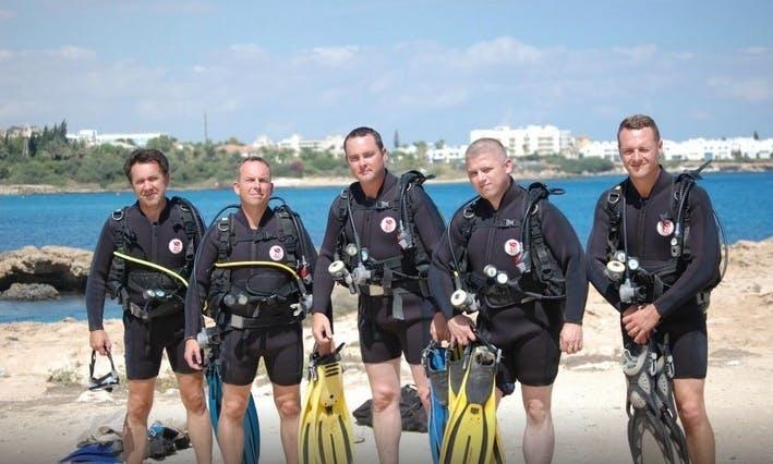 "The ""Kalypso II"" Dive Boats In Larnaka"