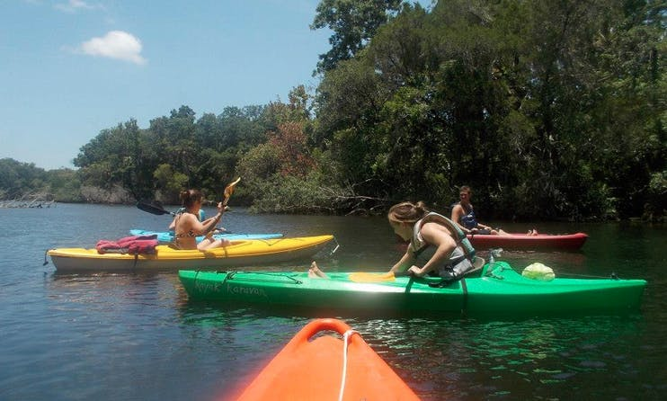Kayak Rental in Homosassa, Florida