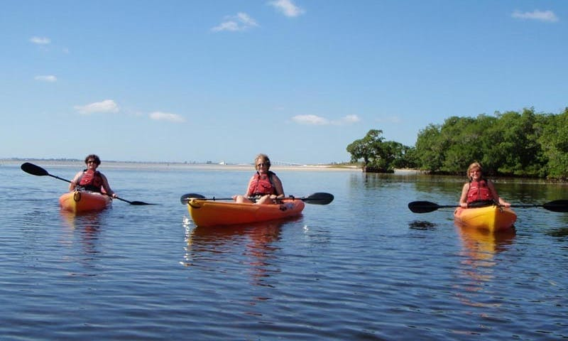 Join Us For A Guided Kayak Tour In Fort Myers, Florida!