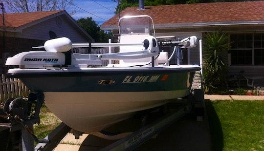 22' Pathfinder Fishing Charter In Gulf Breeze