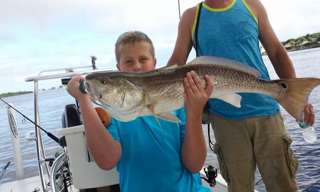 27ft sportfisherman boat charter in new smyrna beach for New smyrna fishing charters