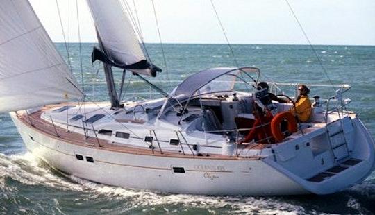 Cruising Monohull Luxurous Oceanis 423