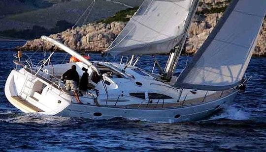 Cruising Monohull Luxurous Elan 434 Impression