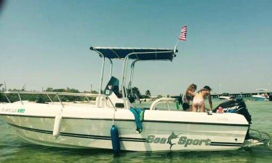Fantastic Fishing Experience In Miami Shores, Florida On A Center Console