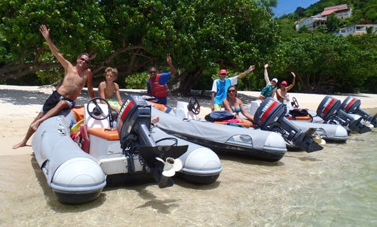 Pilot Your Own Boat In Grenada