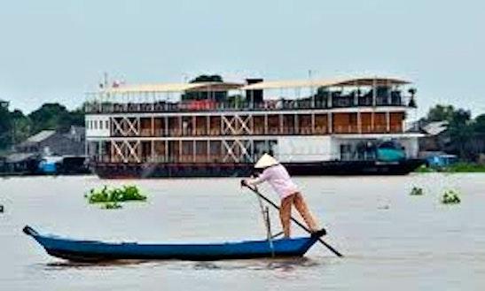 Jayavarman Cruise : Saigon – Siem Reap