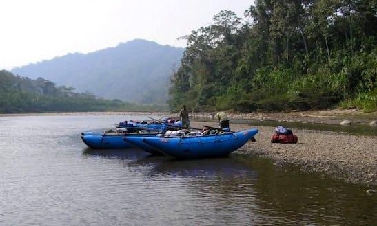 Cusco River Rafting