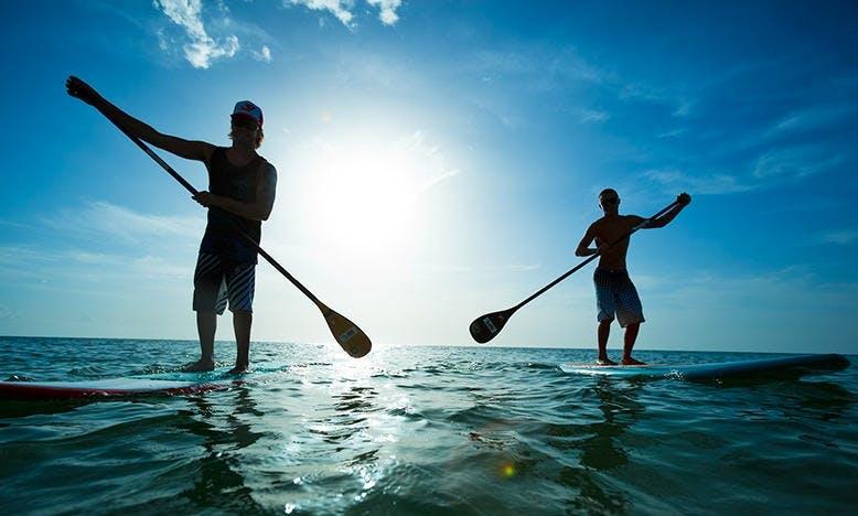 Paddleboard Rental in Longs, South Carolina