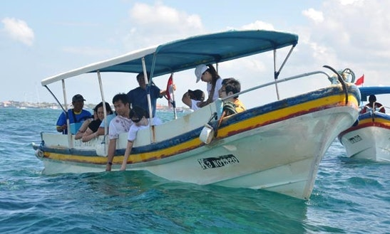 Glass Bottom Boat Tour In Bali