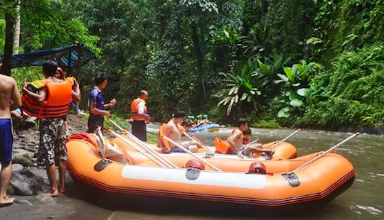 Ubud Vw Safari Rafting Adventure Tour In Bali
