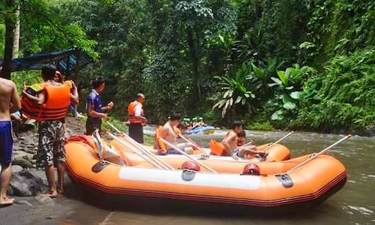 Ubud Vw Safari Rafting Adventure Tour In Bali