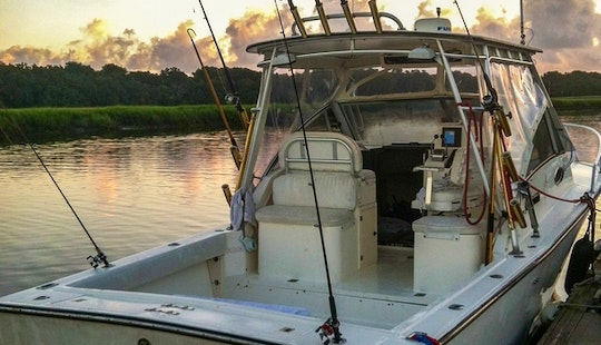 Ultimate Charter Fishing Trip On 28'