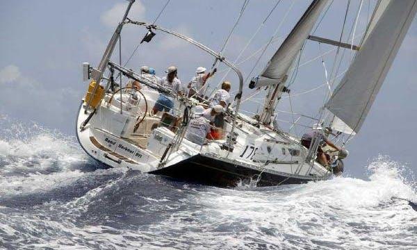 Jeanneau 52.2 Sun Odyssey  Charter in Hamble-le-Rice