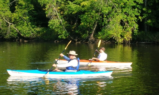 Kayak Rental In Evart, Michigan