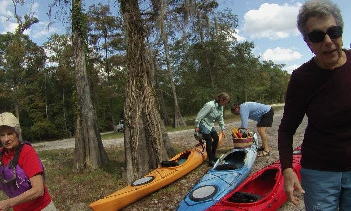 Guided Kayaking in Bluffton, South Carolina