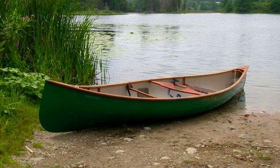 Canoe Rental In Watervliet