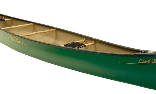 Canoe Rental In Yellville